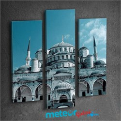 Sultan Ahmet Camii Kanvas Tablo